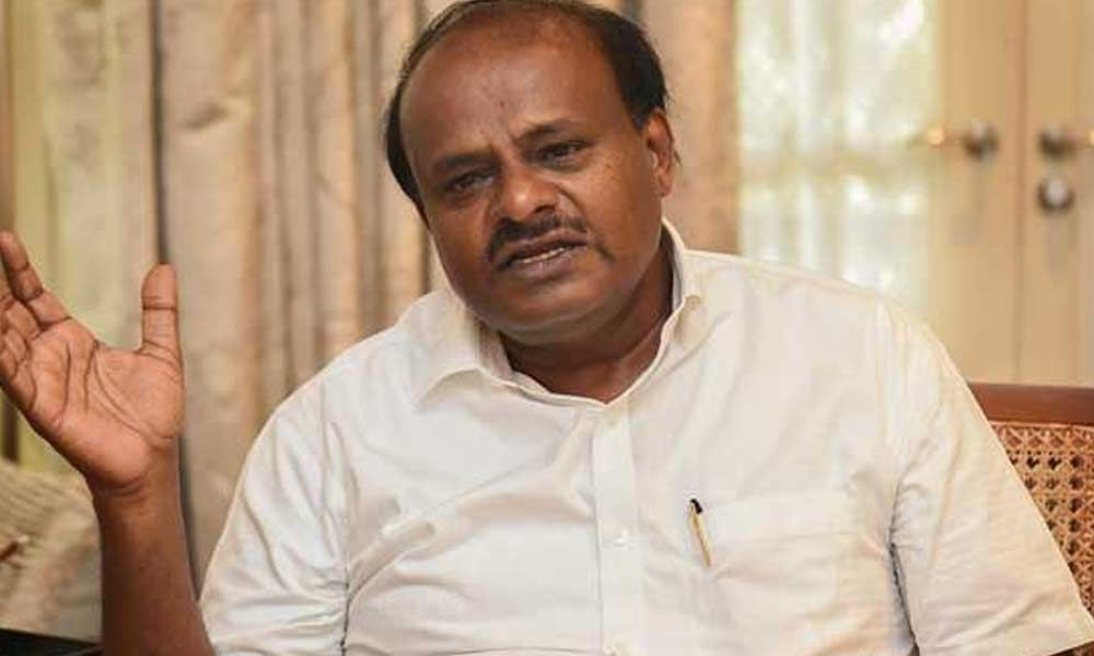 Ready to face even international-level probe: Kumaraswamy on phone tapping