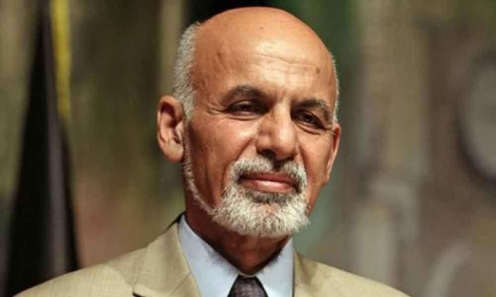 Afghan President Ghani condemns