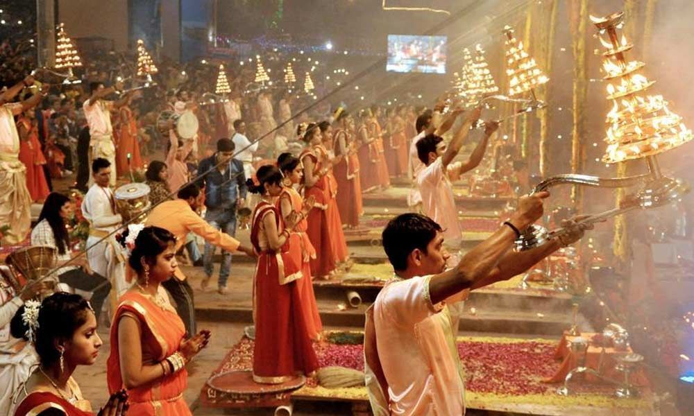 Govt to install LED screens at all Varanasi ghats for live telecast of Ganga Aarti