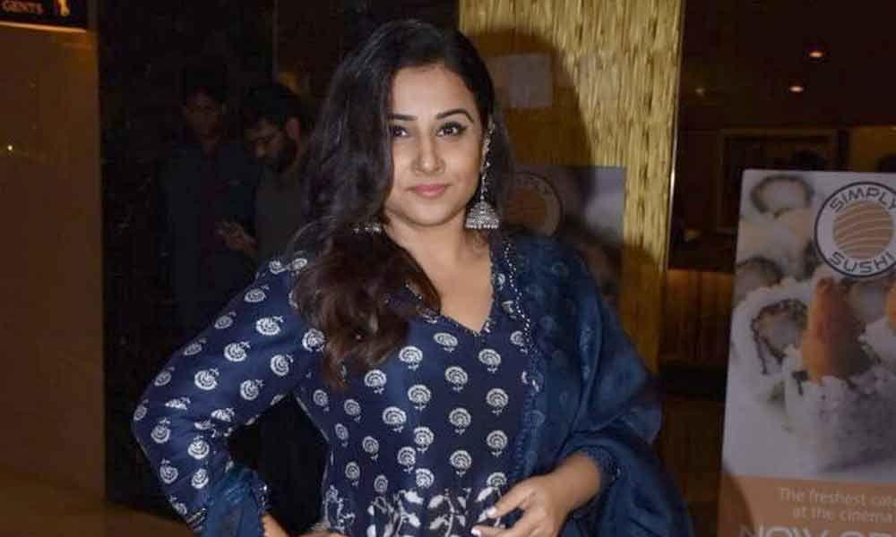 I wish divas turn crowd-pullers: Vidya Balan