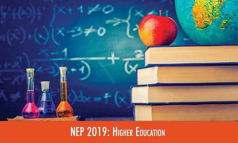 NEP 2019: Higher education - An overview