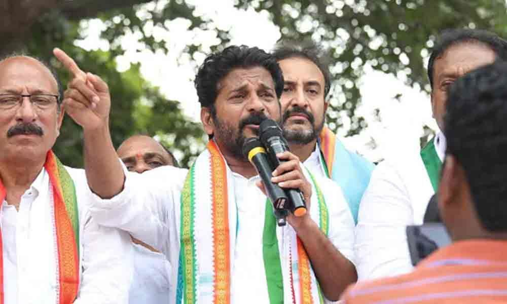 Revanth Reddy calls for unity among Chenchus