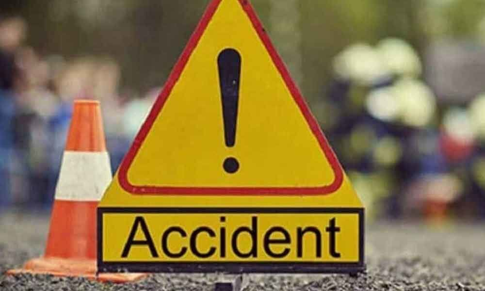14-month-old killed after minor driving car rams into auto in Hyderabad