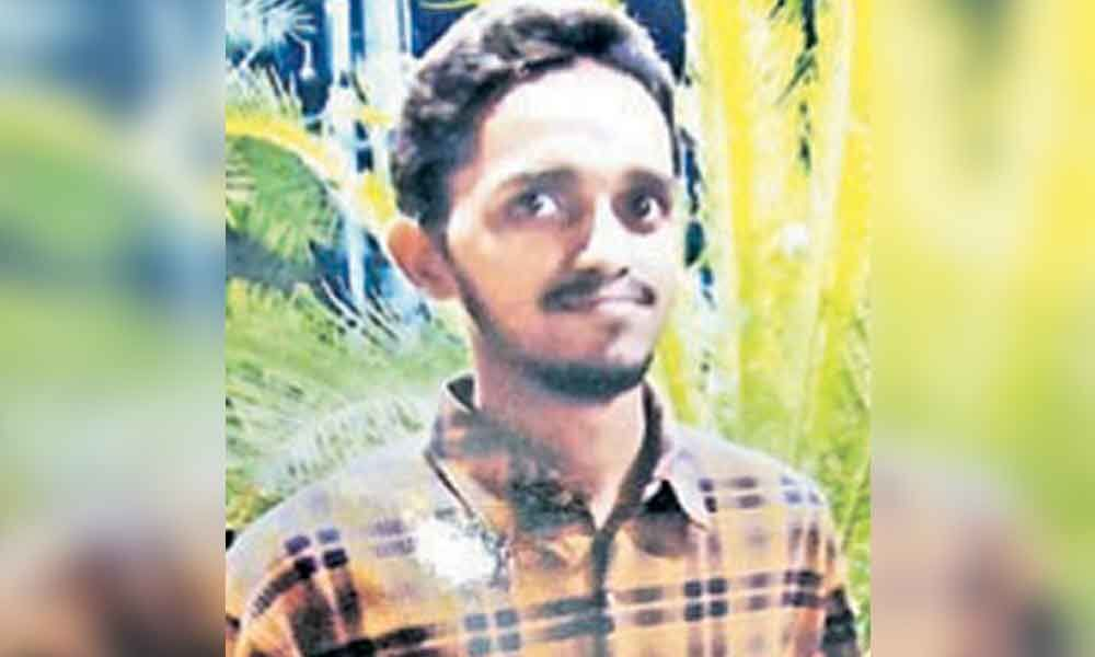 Youth goes missing from Hyderabad airport