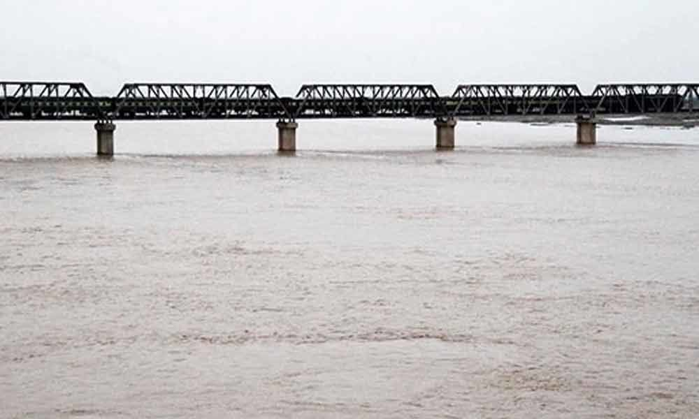 Flood alert for Pak rivers after India releases water