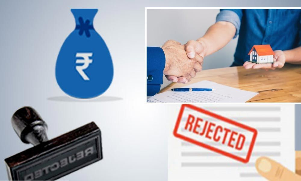 4 Mistakes That Can Get Your Home Loan Rejected