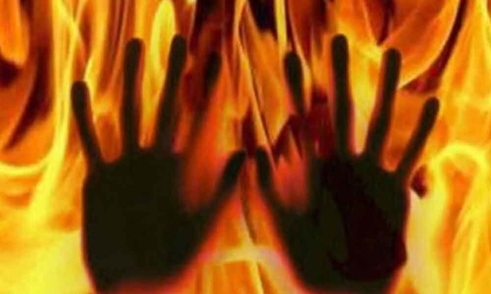 Woman burnt alive for lodging FIR over triple talaq
