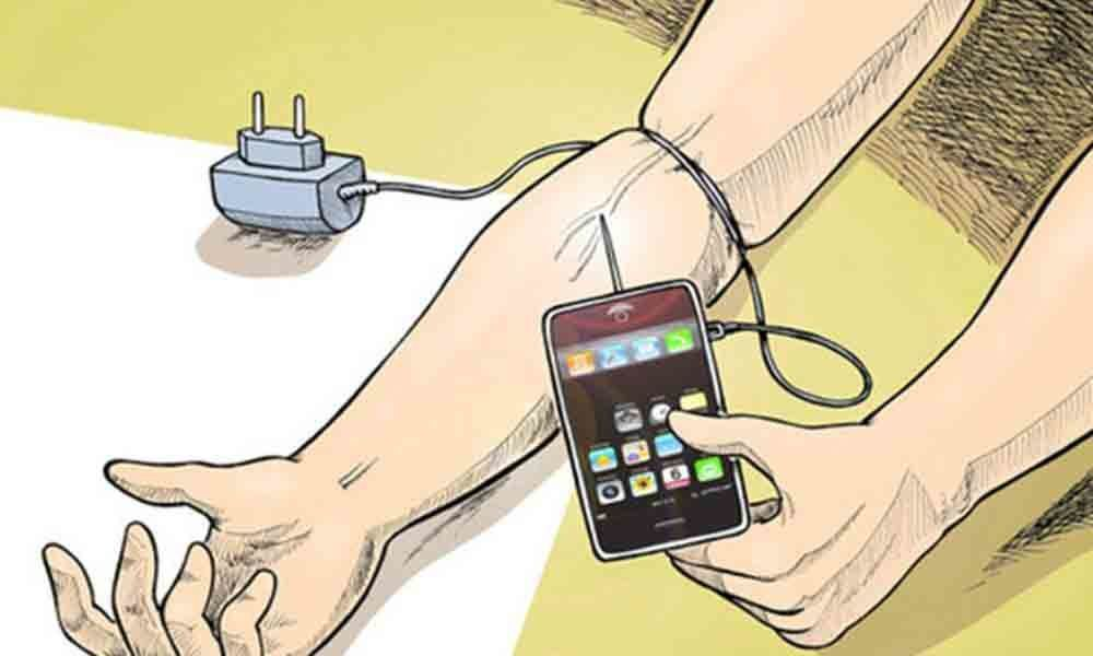 Time to move away from technological slavery