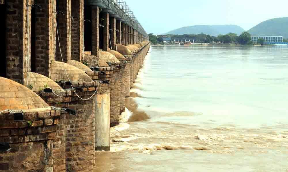 Vijayawada: New plans for water storage on Krishna river gain importance