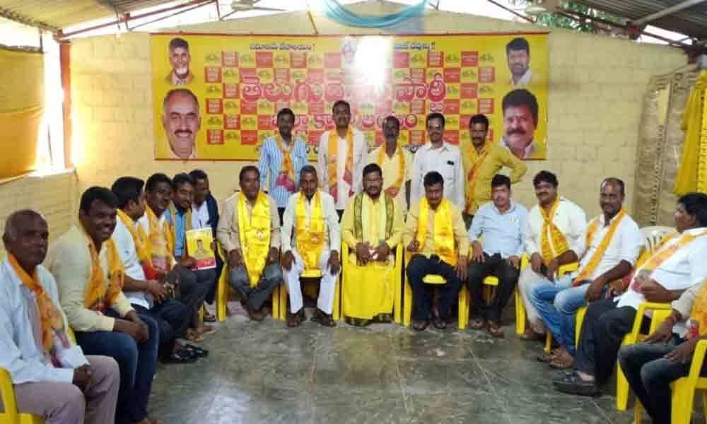 Hanamkonda: TDP is down but not out