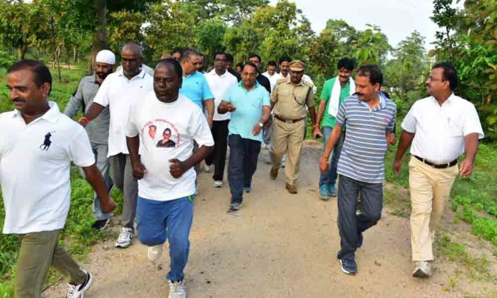 Health is wealth: Indrakaran Reddy