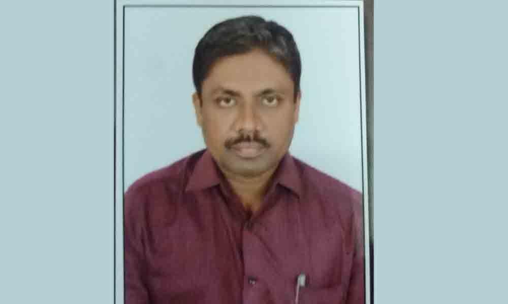 Srinivas Rao takes charge as FOB for Adilabad, Nizamabad districts