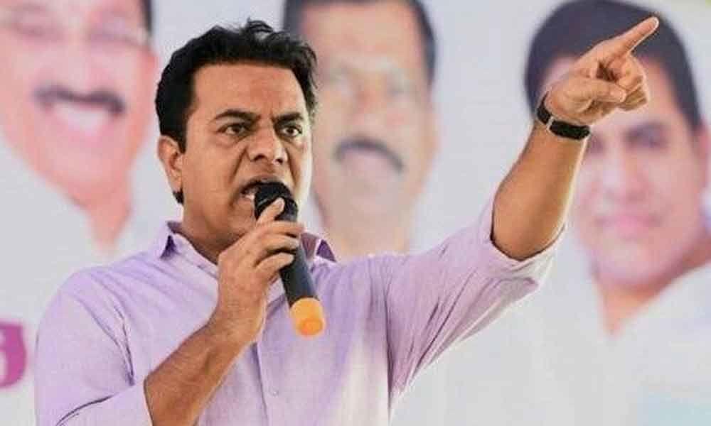 BJPs Karnataka script wont work in TS: KTR