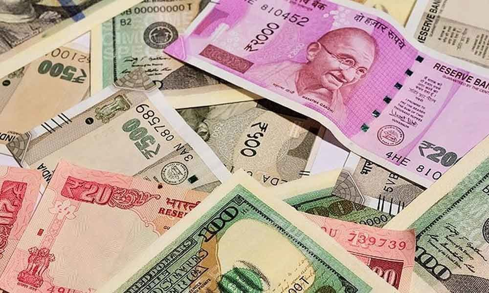 Rupee slips 23 paise against dollar in early trade