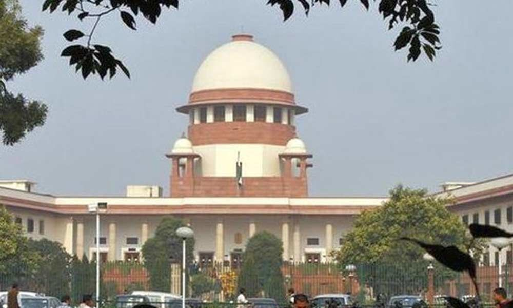 Supreme Court issues notice to Centre, others on Facebook plea