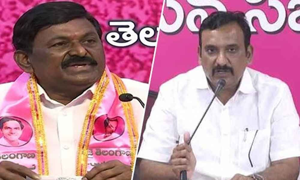 Take up any inquiry through CIA, TRS challenges BJP