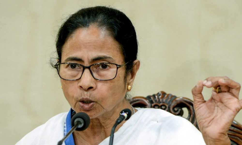 Manner in which important bills were passed in Parl has hurt federalism: Mamata Banerjee