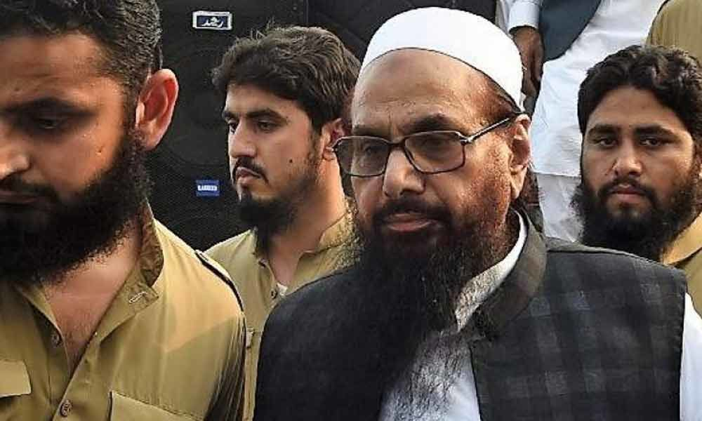 Petition submitted to quash FIRs against JuD chief Hafiz Saeed