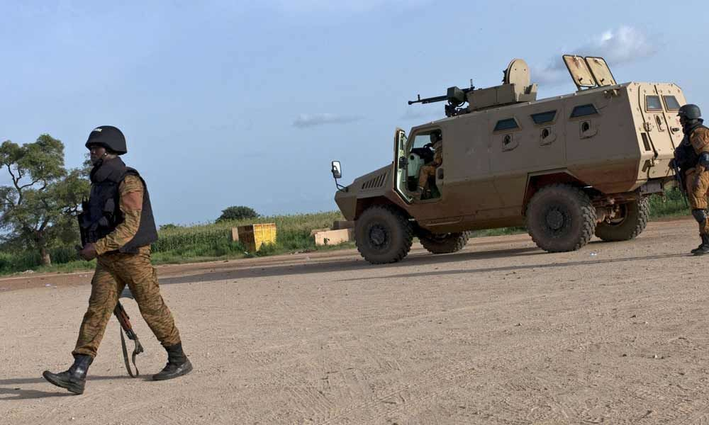 Toll from attack on Burkina military base rises to 24