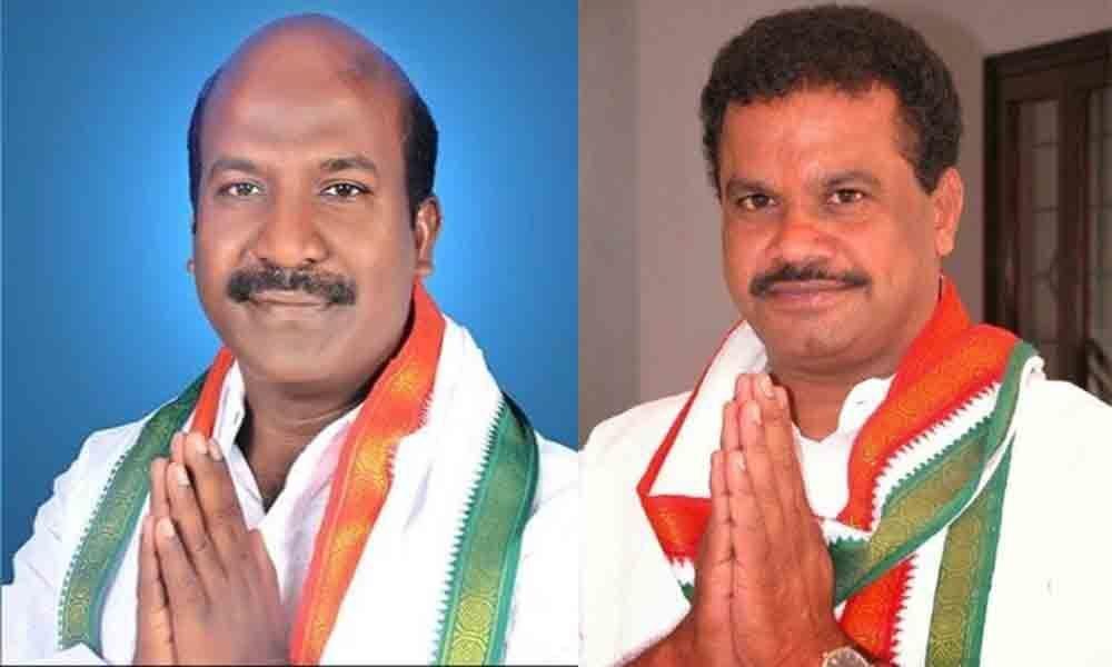 Nalgonda: Have patience, Chirumarthi tells Komati Sr