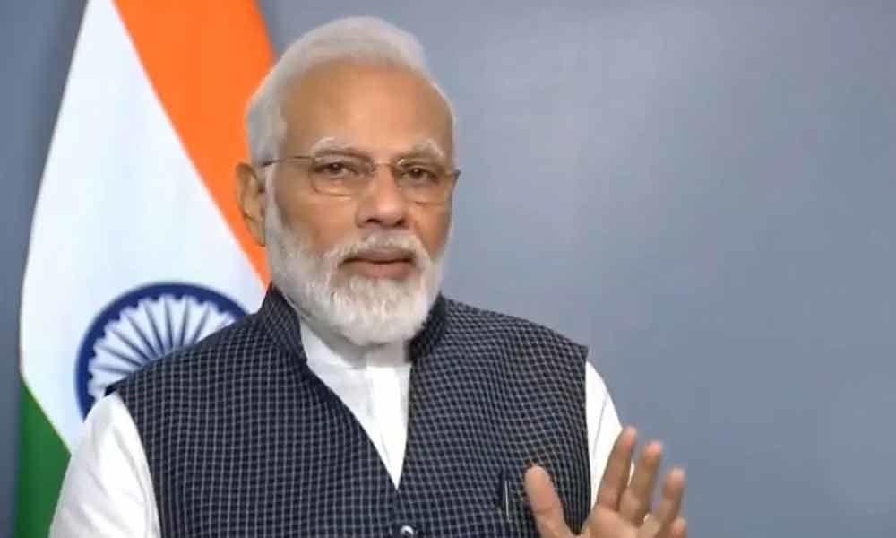 Modi speaks to British PM, raises vandalism of Indian HC