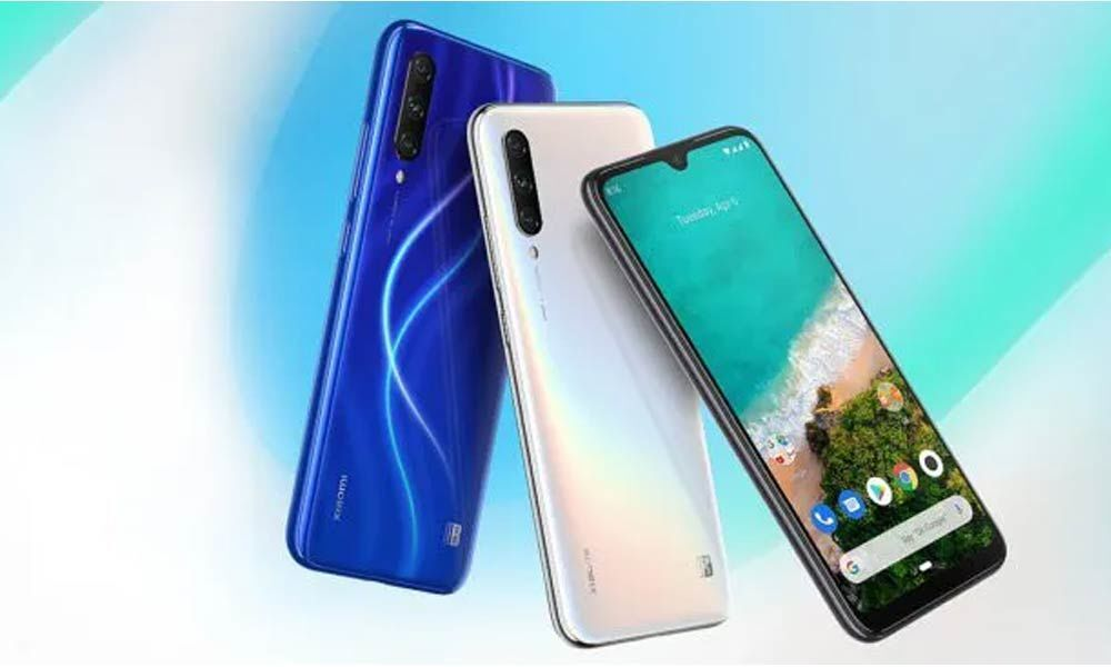 Xiaomi Mi A3 to launch in India today: Watch the Livestream