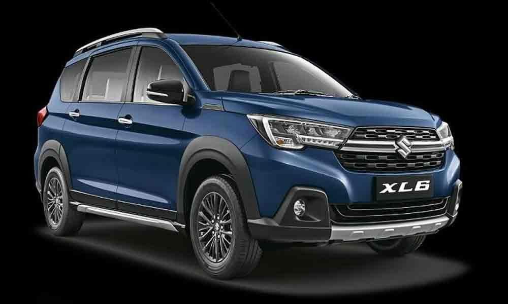 Marutis new XL6 MPV drives in at 9.79 lakh
