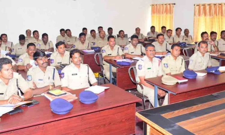 Patrolling, Blue Colts told to utilise technology in Nirmal