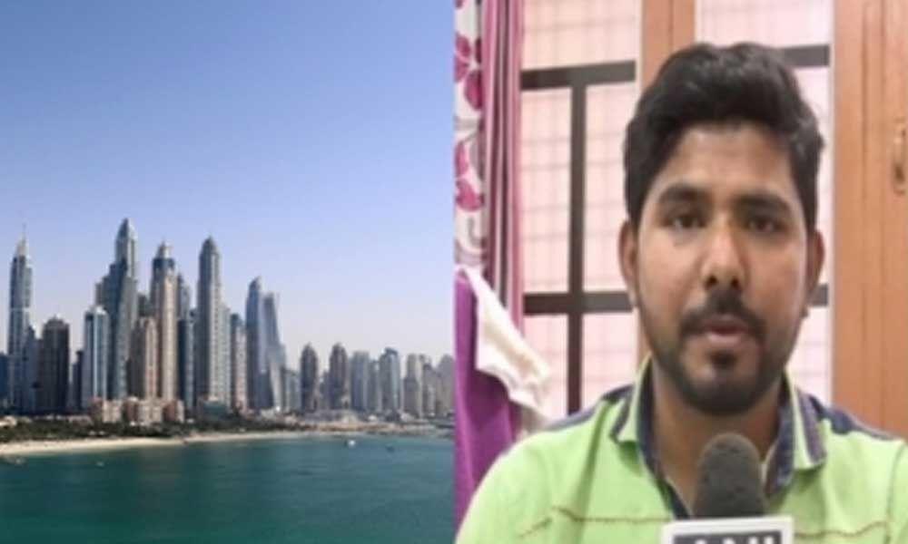 Hyderabad man goes missing in Dubai