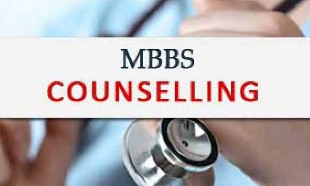 Telangana: MBBS second phase web counselling tomorrow