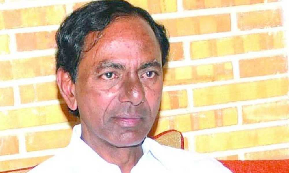 Man, who sent industrial waste to CM KCR, arrested