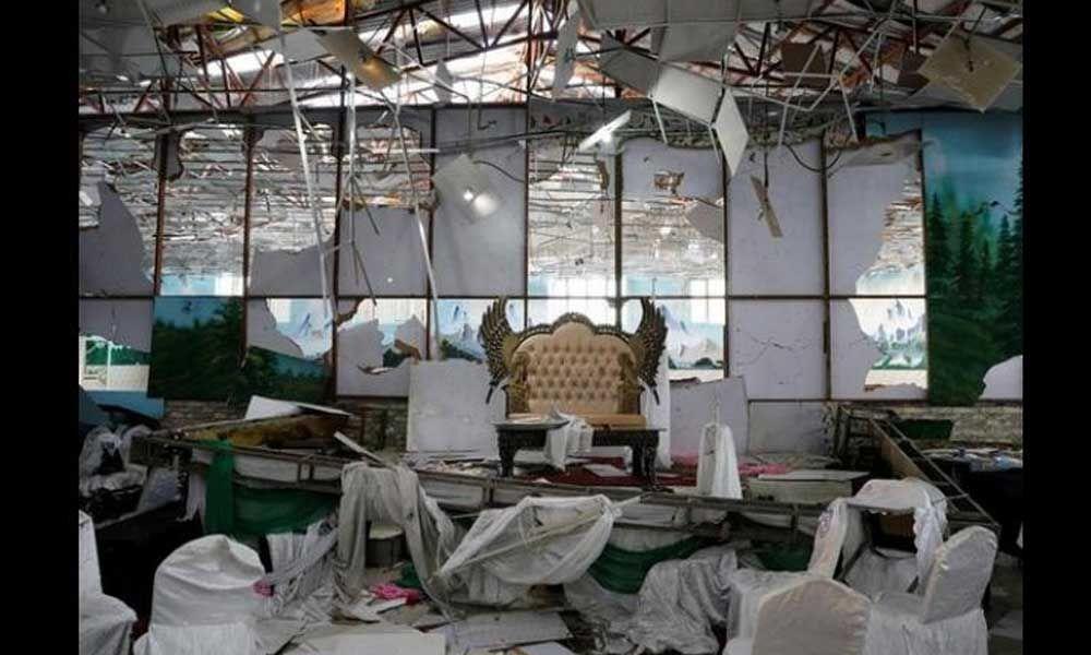 Death toll mounts to 81 in Kabul wedding blast