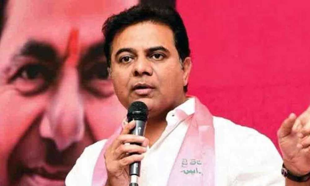 TRS enrolled 60 lakh members in membership drive: KTR