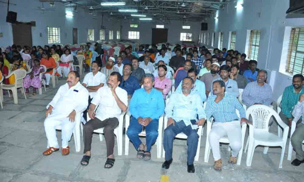 Orientation programme for B Tech students held in Mahbubnagar