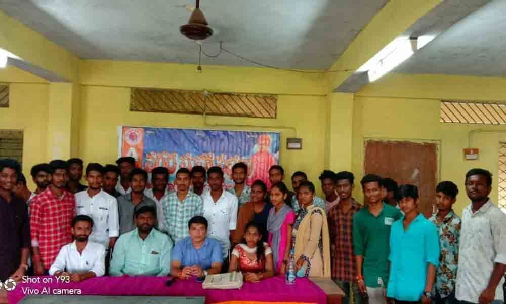 Students should develop patriotism in Mancherial: ABVP