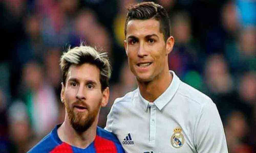 Messi made me better player, says Ronaldo