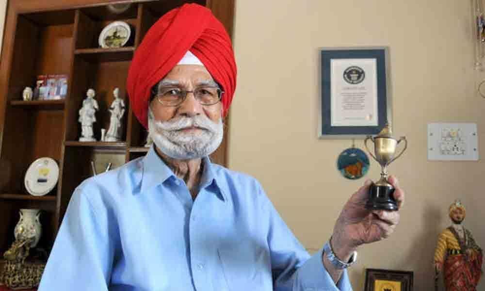 Punjab CM bats for Bharat Ratna to hockey legend Balbir Sr, writes to Modi