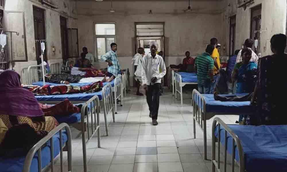 Viral fever, seasonal diseases raising at alarming rate in Karimnagar