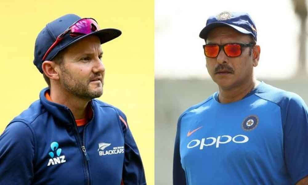 Hesson almost beat Shastri for India coach job