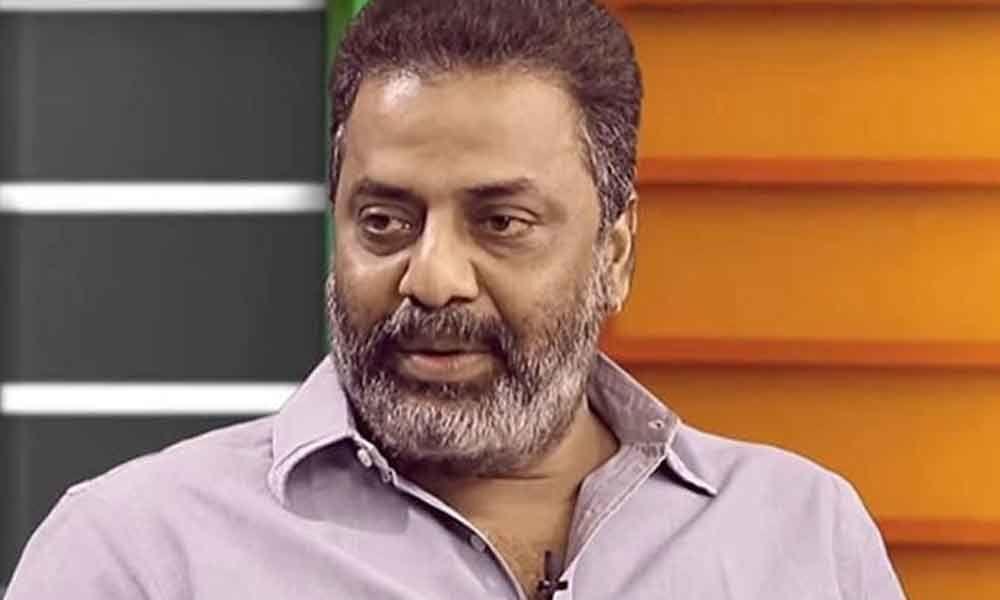 Actor Raja Ravindra files case against blackmailer