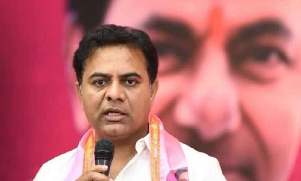 Counter Opposition charges against government: KTR to party leaders