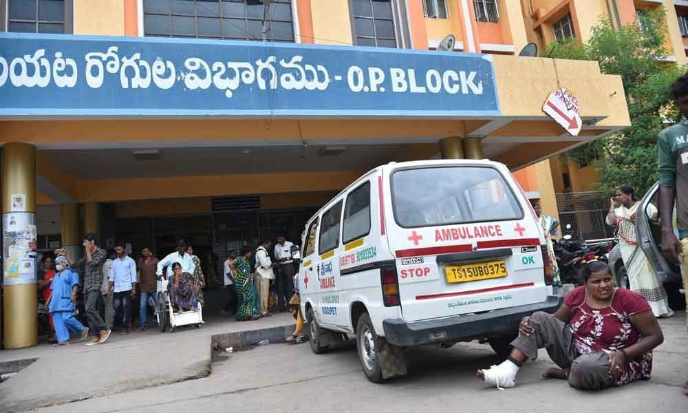 State hospitals too seek pending Aarogyasri dues