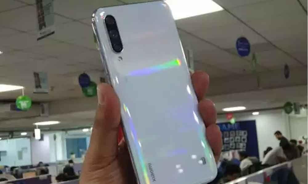 Xiaomi Mi A3 Sale Starts Today at 12 PM on Amazon