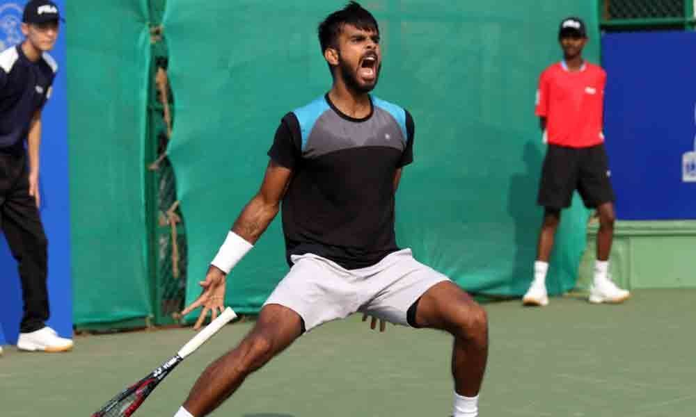 Nagal enters final round of US Open qualifiers