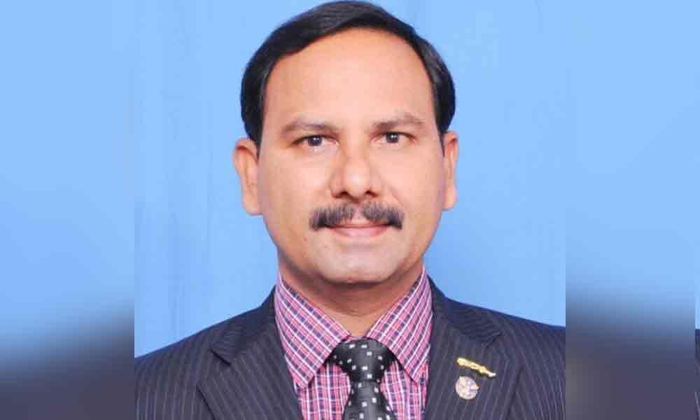 Shanti Dooth award for Prof B Suresh Lal