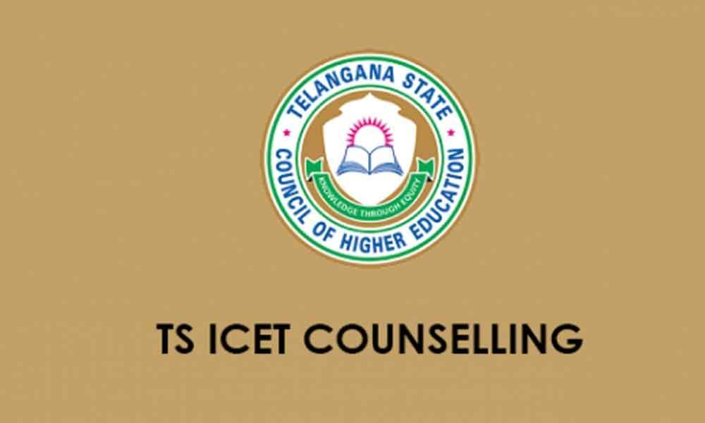 TS ICET 2019 final phase counselling today