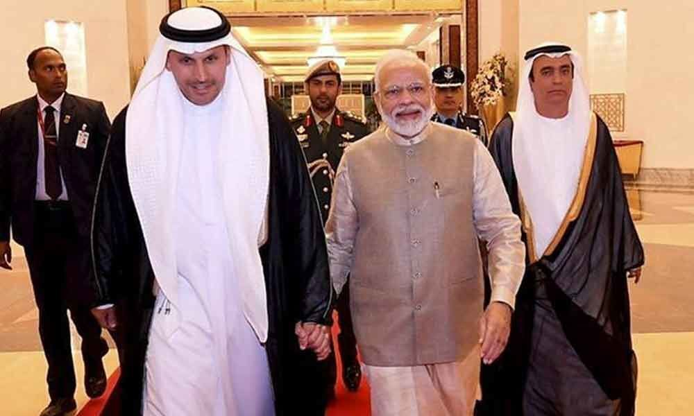 PM Modi in UAE to strengthen ties; To be conferred highest civilian award