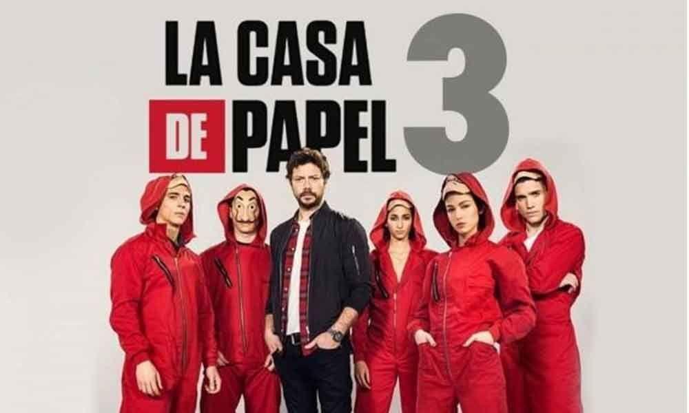 Money Heist (La Casa de Papel) Season 3 episode 06 review