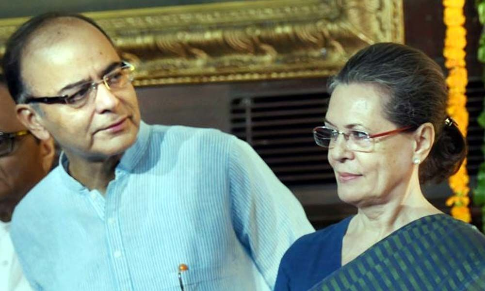 Jaitleys contributions to public life will be remembered forever: Sonia Gandhi