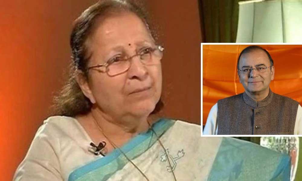 Jaitleys death an irreparable loss: Mahajan